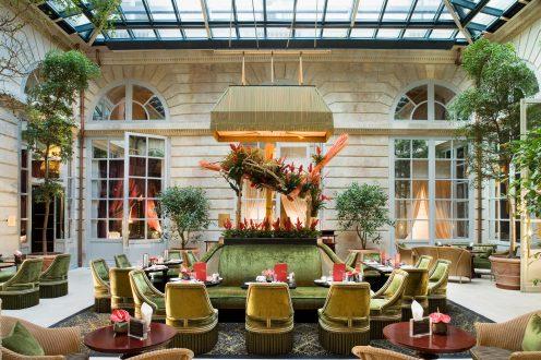 Le Bar Orangerie @Alain Caboche