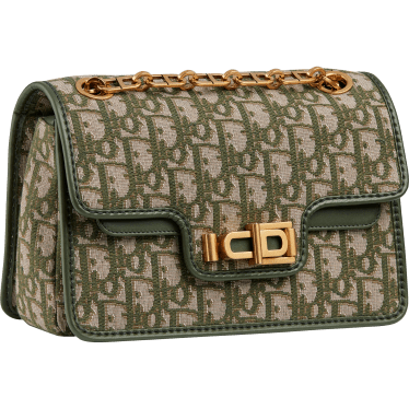 MISS DIOR - GREEN OBLIQUE