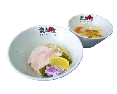 Tsukemen Ryukishin (bouilon paitan)