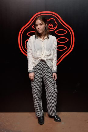 TOKYO, JAPAN - AUGUST 01: Maya Kibel attends the Shiseido Makeup Tokyo Launch Event on August 1, 2018 in Tokyo, Japan. (Photo by Keith Tsuji/Getty Images for SHISEIDO) *** Local Caption *** Maya Kibel