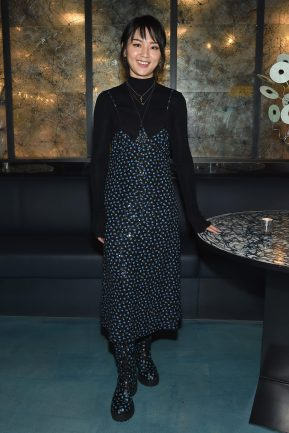 NEW YORK, NY - SEPTEMBER 12: Bibi Zhou attends the Michael Kors x 10 Corso Como Dinner at 10 Corso Como on September 12, 2018 in New York City. (Photo by Larry Busacca/Getty Images for Michael Kors)