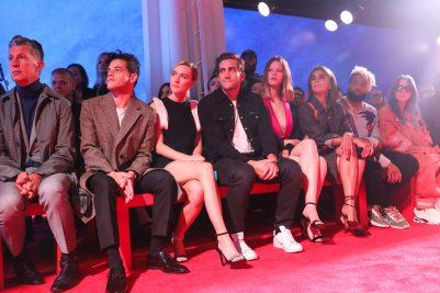 Stefano Tonchi, Rami Malek, Saoirse Ronan, Jake Gyllenhaal, Mia Goth, Carine Roitfeld, Odell Beckham Jr., Billie Eilish