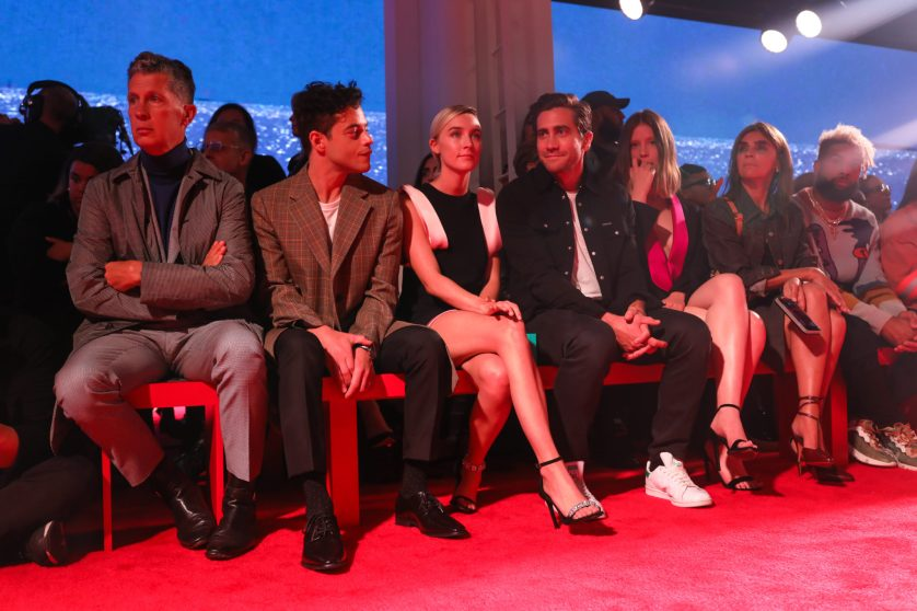 Stefano Tonchi, Rami Malek, Saoirse Ronan, Jake Gyllenhaal, Mia Goth, Carine Roitfeld, Odell Beckham Jr.