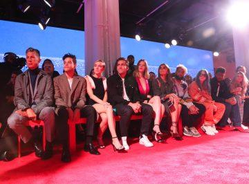 Stefano Tonchi, Rami Malek, Saoirse Ronan, Jake Gyllenhaal, Mia Goth, Carine Roitfeld, Odell Beckham Jr., Billie Eilish, Khalid