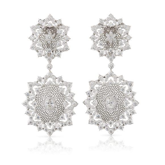 Rosa dei venti earrings B17DKQJ