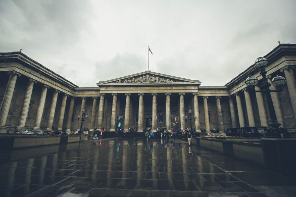 4. British museum_London_credit Holidu 2
