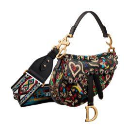 Mini_Saddle_bag_in_black_calfskin_embroidered
