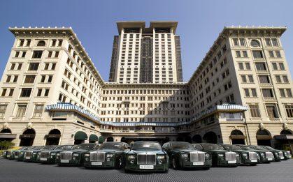 The Peninsula Hong Kong - Rolls Royce