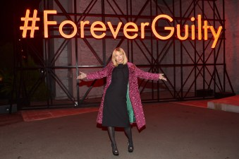 HOLLYWOOD, CA - NOVEMBER 02: Courtney Love attends Gucci Guilty Launch Party at Hollywood Forever on November 2, 2018 in Hollywood, California. (Photo by Donato Sardella/Getty Images for GUCCI)