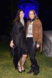 HOLLYWOOD, CA - NOVEMBER 02: Lana Del Rey (L) and Chuck Grant attend Gucci Guilty Launch Party at Hollywood Forever on November 2, 2018 in Hollywood, California. (Photo by Stefanie Keenan/Getty Images for GUCCI) *** Local Caption *** Chuck Grant;Lana Del Rey