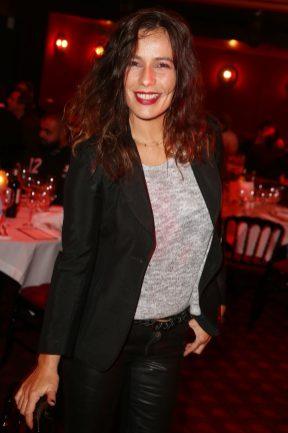 Zoe Felix lors de la soiree d'inauguration du restaurant Roxie a Paris, France, le 27 Novembre 2018. Photo by Jerome Domine/ABACAPRESS.COM