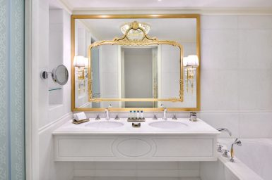 Emerald Palace Kempinski Dubai - Bathroom (Gold)