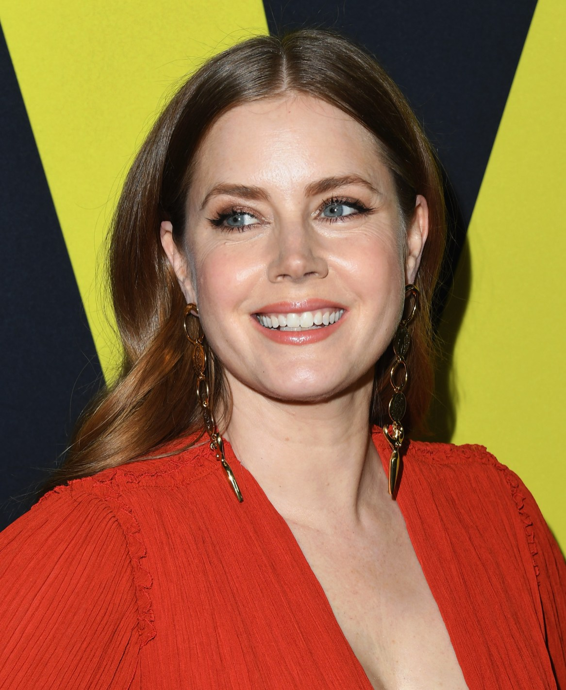 """BEVERLY HILLS, CA - DECEMBER 11: Amy Adams attends Annapurna Pictures, Gary Sanchez Productions And Plan B Entertainment's World Premiere Of """"Vice"""" at AMPAS Samuel Goldwyn Theater on December 11, 2018 in Beverly Hills, California. (Photo by Jon Kopaloff/FilmMagic)"""
