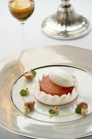 Gaddi's - Plated Dessert - Caramelised Apple Tatin (V)