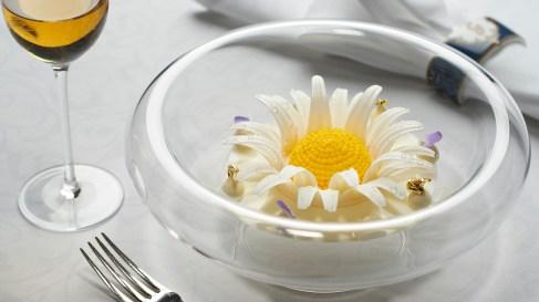 Gaddi's - Plated Dessert - The Daisy (H)