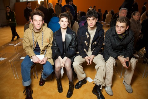 Josh O´Connor, Christine & the Queens, Romain Guillermic, Blondey McCoy