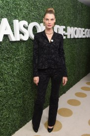 LOS ANGELES, CA - FEBRUARY 23: Angela Lindvall attends MAISON-DE-MODE.COM Sustainable Style Gala at Sunset Tower on February 23, 2019 in Los Angeles, California. (Photo by Vivien Killilea/Getty Images for MAISON-DE-MODE.COM)
