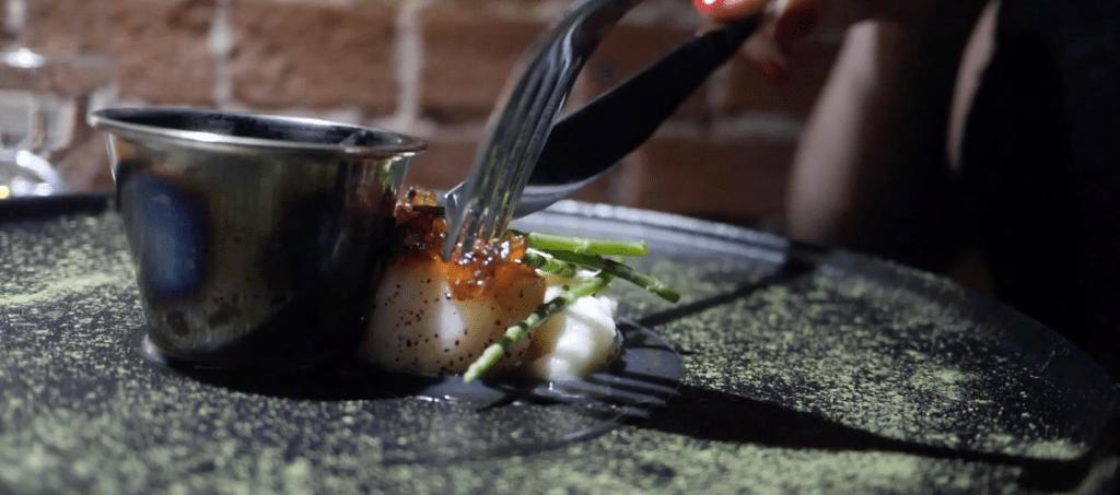 Le Chef's table : une effusion de saveur