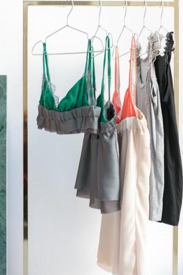 sacai lingerie & home wear