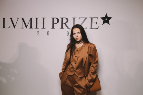 LVMH PRIZE 2019 COCKTAIL - DOINA CIOBONU © VIRGILE GUINARD