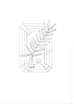 The Palme d'Or sketch (2)