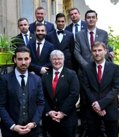 MOP 2019 - groupe demi finalistes - photo Jean Bernard
