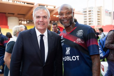 Star_Team_Monaco - Ricardo Guadalupe + William Gallas