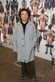 LONDON, ENGLAND - JUNE 08: Steven Tai attends the celebration by Mercedes-Benz and Lena Waithe for How To in London on June 08, 2019 in London, England. (Photo by Darren Gerrish/WireImage for Mercedes-Benz and Lena Waithe)