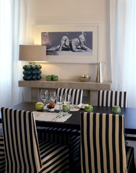 RFH Hotel de Russie - ROOMS Nijinsky Suite Dining Room