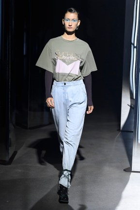 System SS20 look 16