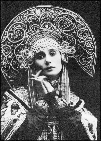 Anna Pavlova. (Photo by Fine Art Images/Heritage Images/Getty Images)