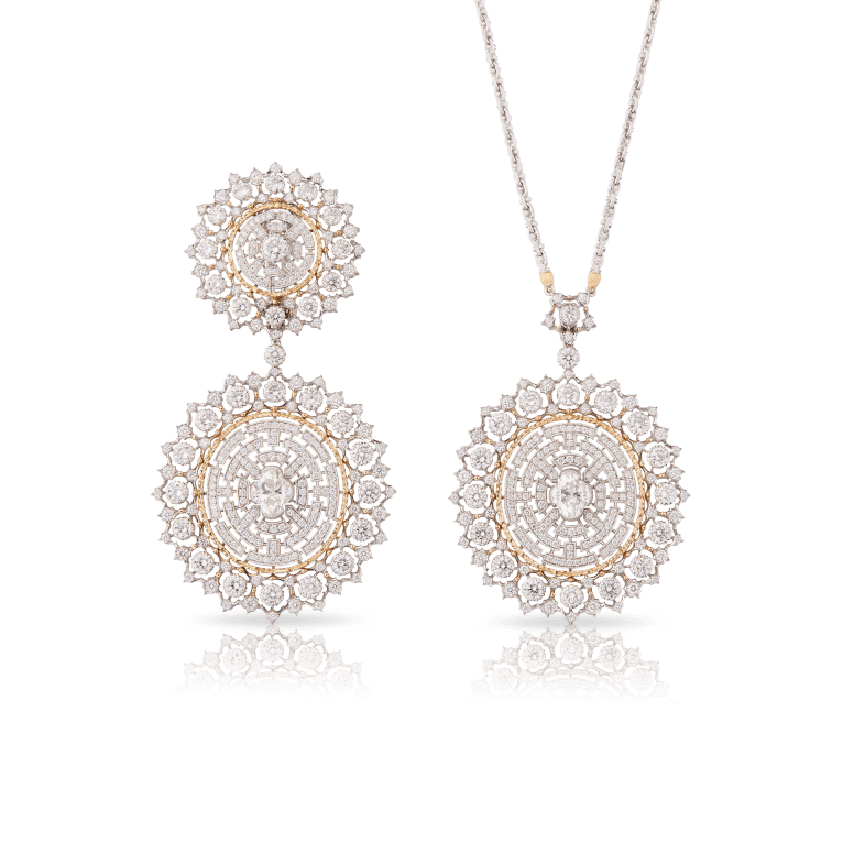 CNOSSO EARRINGS DETACHED JAUEAR016233 B18PK4 4826