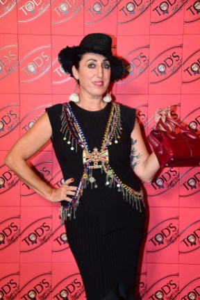 PARIS, FRANCE - JULY 02: Rossy de Palma attends Tod's X Alber Elbaz Happy Moments at Yoyo Palais De Tokyo on July 02, 2019 in Paris, France. (Photo by Anthony Ghnassia/WireImage)