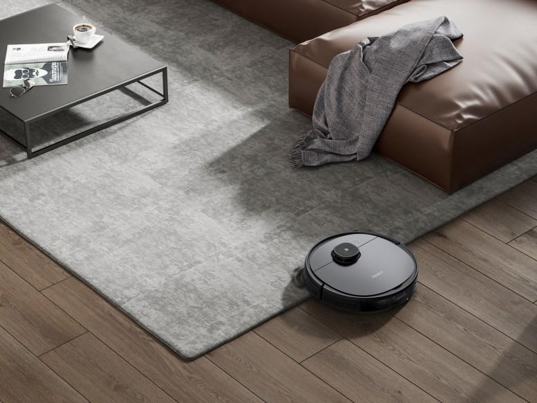 DEEBOT OZMO 950_Carpet detection