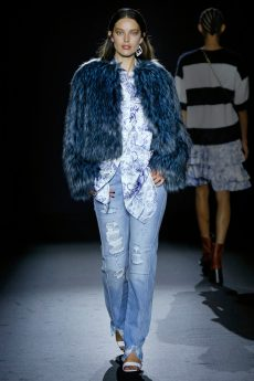 SS20 ZADIG ET VOLTAIRE PARIS FASHION WEEK 09/25/2019