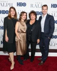 Nancy Abraham, Lisa Heller, Susan Lacy, Casey Bloys