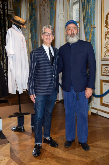SUPIMA 2019. Hôtel de Talleyrand. Paris, le 29 septembre 2019. © Julio Piatti