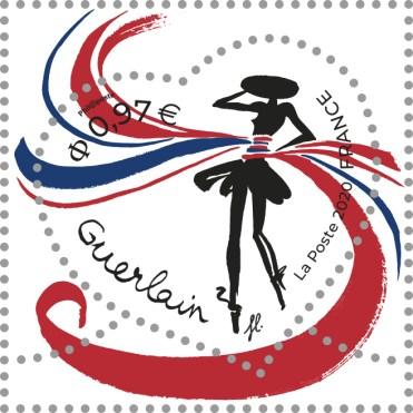 Timbre Coeur - Guerlain x La Poste_2