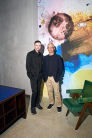 Kris Van Assche & François Laffanour (2)