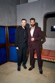 Kris Van Assche & Ricky Martin