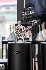 ABU DHABI, UNITED ARAB EMIRATES - DECEMBER 01: General atmosphere at the launch of the Formula 1 fragrance at Yas Marina Circuit on December 01, 2019 in Abu Dhabi, United Arab Emirates. (Photo by Darren Arthur/Getty Images for Designer Parfums)