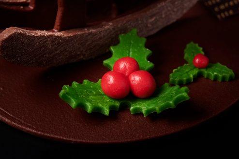sujet en chocolat 14