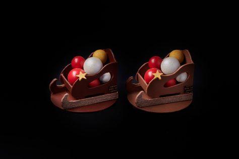 sujet en chocolat 8