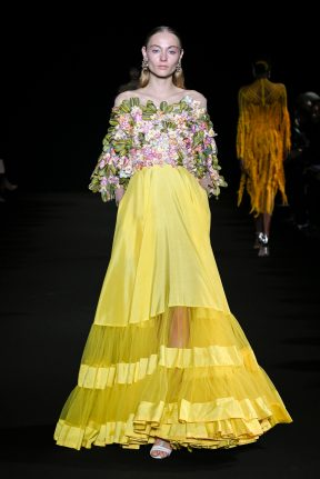 Rahul Mishra - Couture SS2020 Collection - Look 17