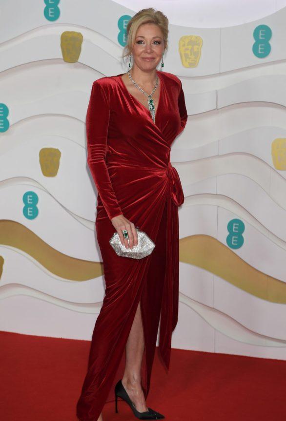 Nadja Swarovski wears Atelier Swarovski Fine Jewelry