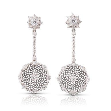 pendant earrings TULLE