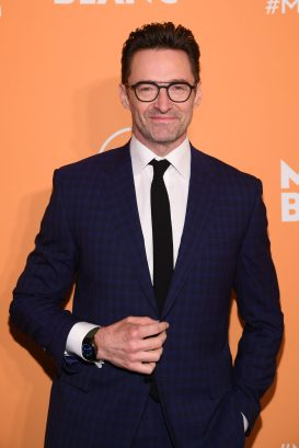 NEW YORK, NEW YORK - MARCH 10: Hugh Jackman attends as Montblanc celebrates the launch of MB 01 Headphones & Summit 2+ at World of McIntosh on March 10, 2020 in New York City. (Photo by Dimitrios Kambouris/Getty Images for Montblanc)