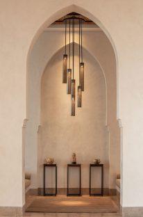 Anantara Tozeur Lobby Arch Detail