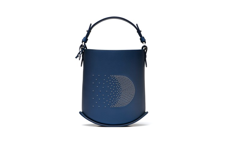 DELVAUX_Constellations_Pin_Mini_Bucket_Astral_Satin_Navy