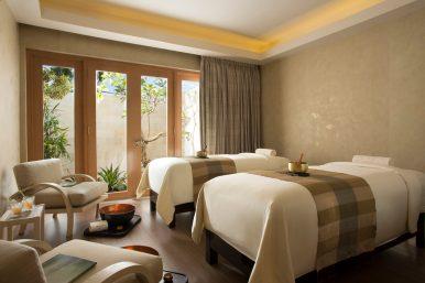 Mulia Spa - Treatment Room 1